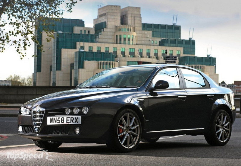 Alfa Romeo to bring future 159 models to the 2010 Geneva Motor Show