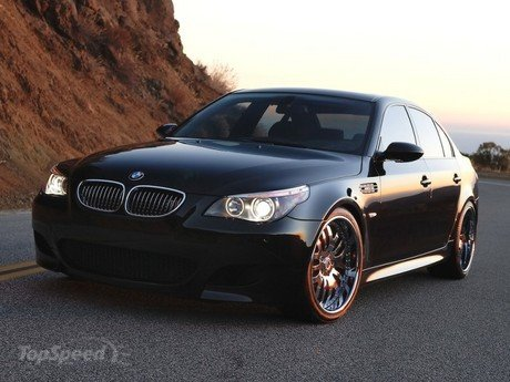 bmw m5 black 2010. Posted on 01.28.2010 20:00 by