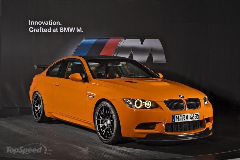 BMW M3 GTS Sells Out Less Than Three Months After Its Release