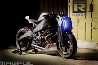 Buell 1125R by Magpul Ronin