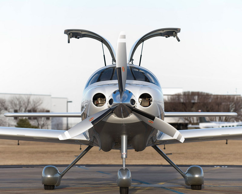 2009 - 2010 Cessna 400 Corvalis TT High Resolution Exterior - image 342273
