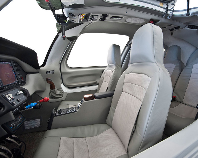 2009 - 2010 Cessna 400 Corvalis TT High Resolution Interior - image 342274