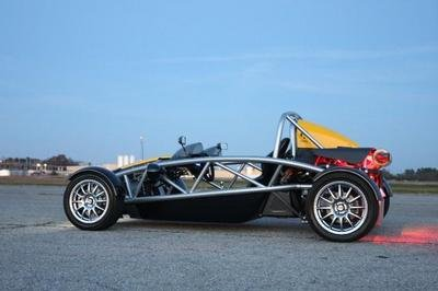 DDM Works tunes up Ariel Atom; adds turbocharged engine to existing supercharged engine