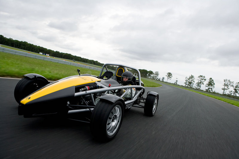 Entry-level Ariel Atom 3 priced at $49,980