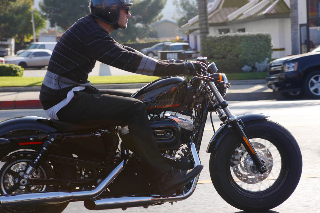 Yamaha Electric Motorcycle >> 2010 Harley-Davidson Forty-Eight - Picture 343653 ...