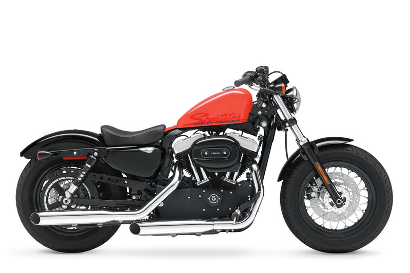 2010 Harley-Davidson Forty-Eight