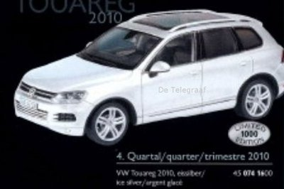 Is this the future Volkswagen Touareg?