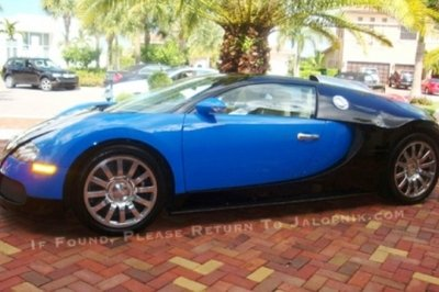 Lagoon-diving Bugatti owner buys replacement Veyron worth $1.5 million