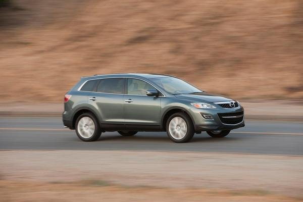2010 Mazda Cx 9 Car Review Top Speed