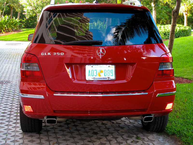 2010 mercedes benz glk 350 review top speed for Mercedes benz glk 350 review
