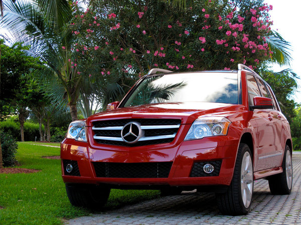 mercedes benz glk 350 picture