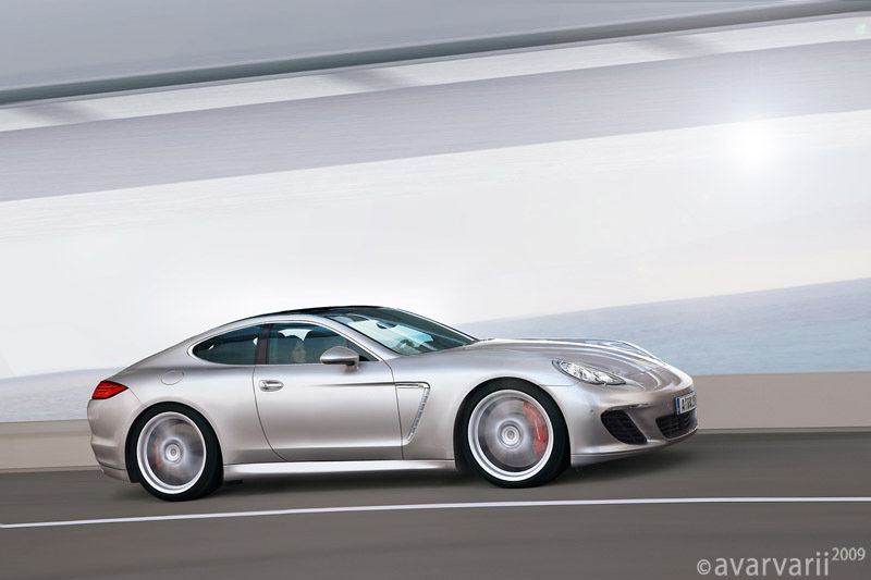 Porsche is preparing a new 928 GT Coupe