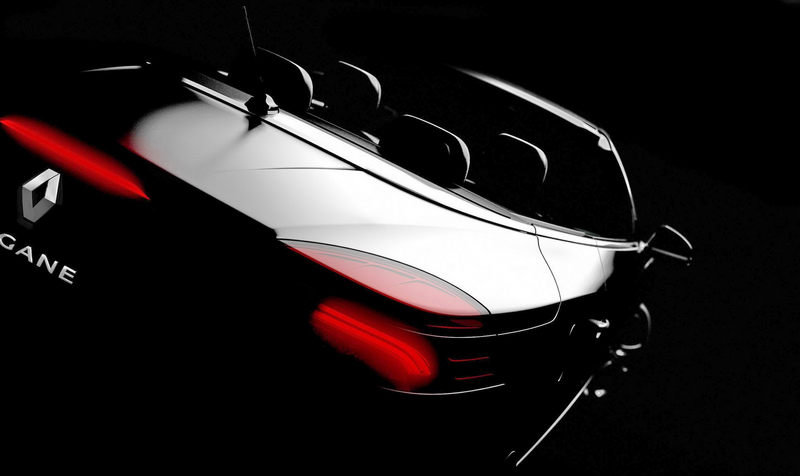 Renault releases teaser photo of new Megane Coupe-Cabriolet