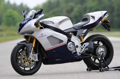 Roehr to enter US TTXGP with 96bhp, 210lb/ft eSuperbike