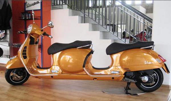 stretch-limo vespa the spoil has just began picture
