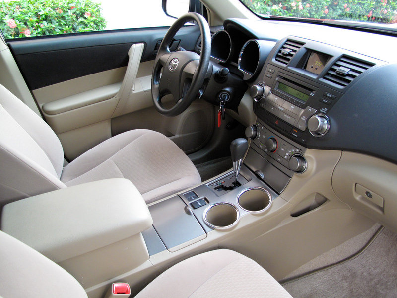 2010 Toyota Highlander Vintage And Classic Cars