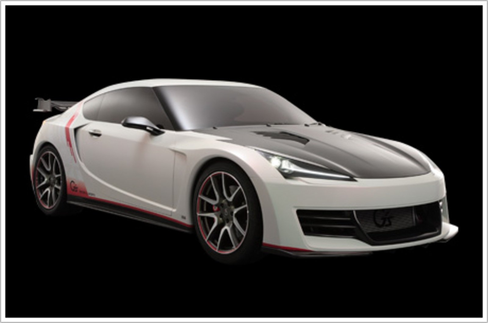 Toyota Ft 86 >> 2010 Toyota FT-86 G Sports Concept Review - Top Speed