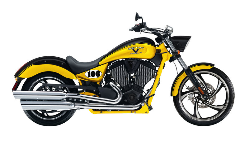2010 Victory Vegas Limited Edition