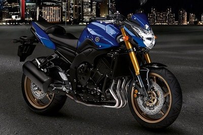 Yamaha reveals first full picture of 2010 FZ8