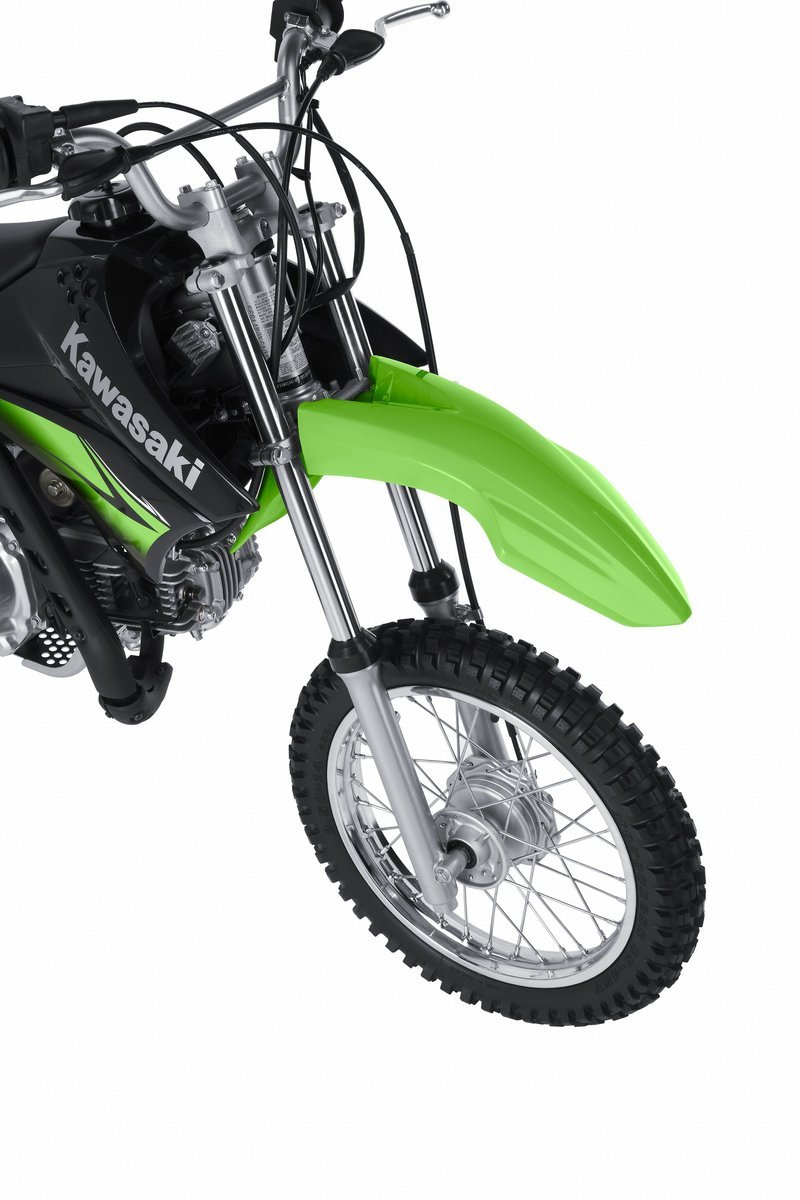 2010 Kawasaki KLX110/L High Resolution Exterior - image 347524