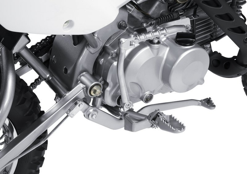 2010 Kawasaki KLX110/L High Resolution Drivetrain - image 347527