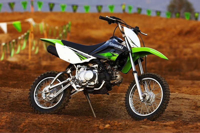 2010 Kawasaki KLX110/L High Resolution Exterior Wallpaper quality - image 347530