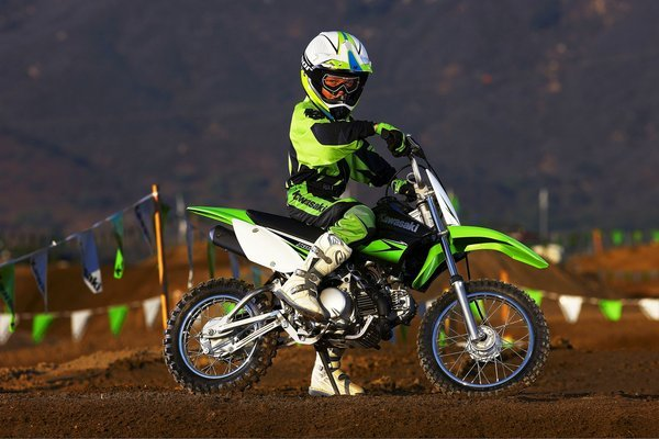 2010 kawasaki klx110/l review - top speed