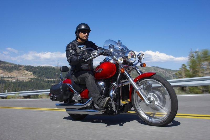 2010 Kawasaki Vulcan 900 | Top Sd on