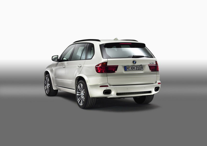 2010 BMW X5 with M Sports package High Resolution Exterior - image 350160
