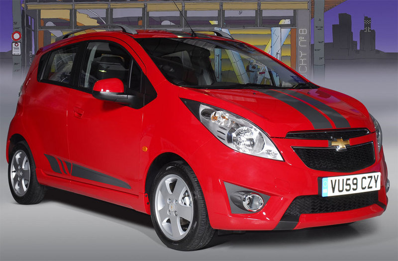 Fox Buick Gmc >> Chevrolet Spark: Latest News, Reviews, Specifications ...