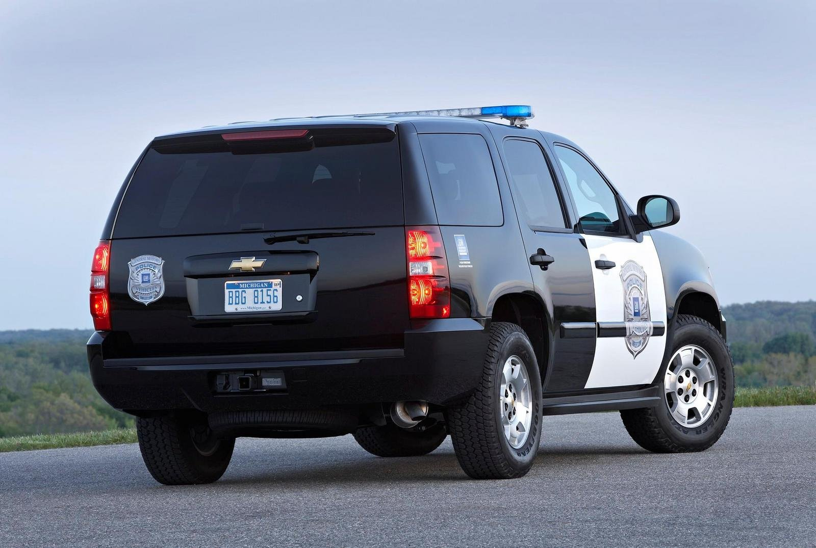 2010 Chevrolet Tahoe Police - Picture 345646 | car review @ Top Speed