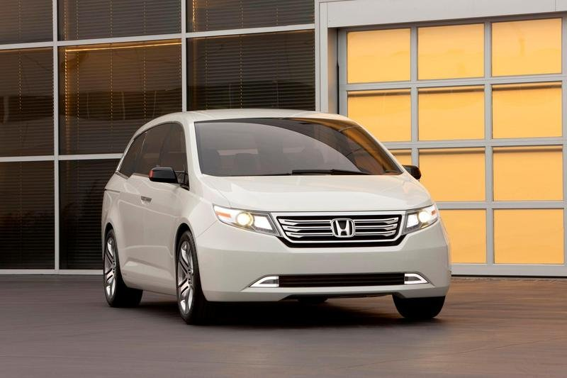 2010 Honda Odyssey Concept Review Gallery 347150 Top Speed
