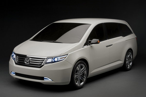 2010 Honda Odyssey Concept Review - Top Speed