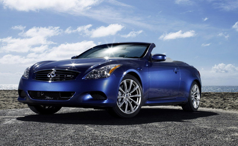 2010 infiniti g37 convertible reviews ratings yahoo autos. Black Bedroom Furniture Sets. Home Design Ideas