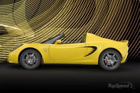 2010 Lotus Elise Collection