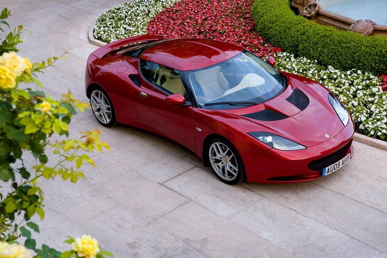 2010 - 2012 Lotus Evora High Resolution Exterior - image 349978