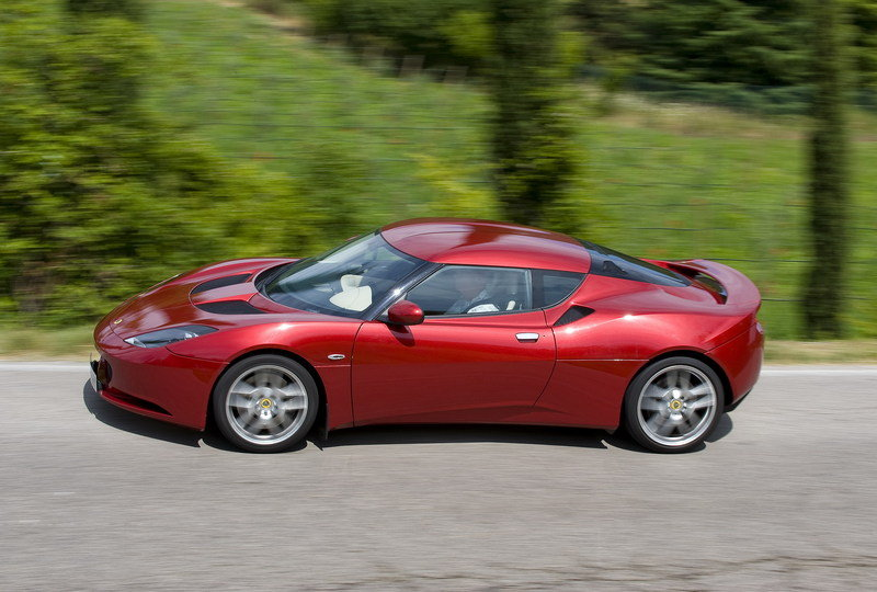 2010 - 2012 Lotus Evora High Resolution Exterior - image 349989