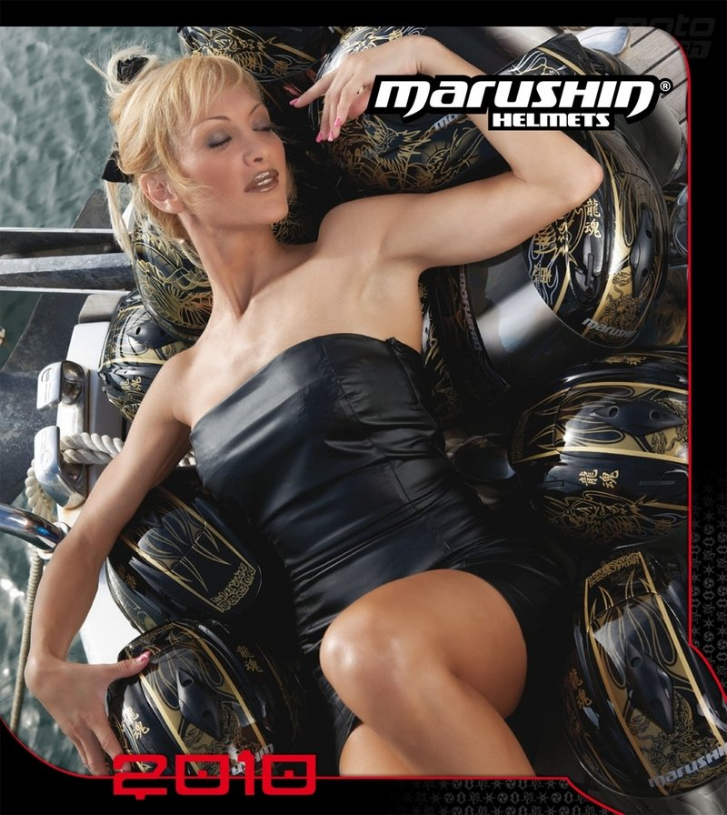 Exclusively calendar coco motorcycle pics