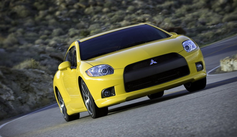 2010 Mitsubishi Eclipse High Resolution Exterior - image 345440