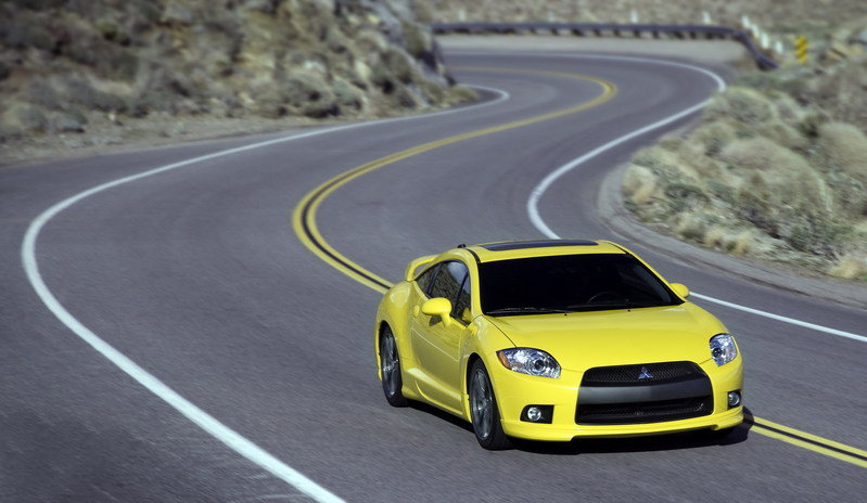 2010 Mitsubishi Eclipse High Resolution Exterior - image 345443