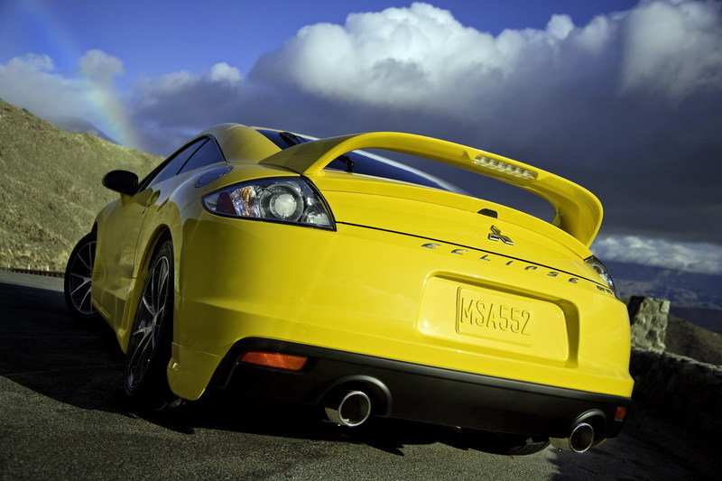 2010 Mitsubishi Eclipse High Resolution Exterior - image 345444