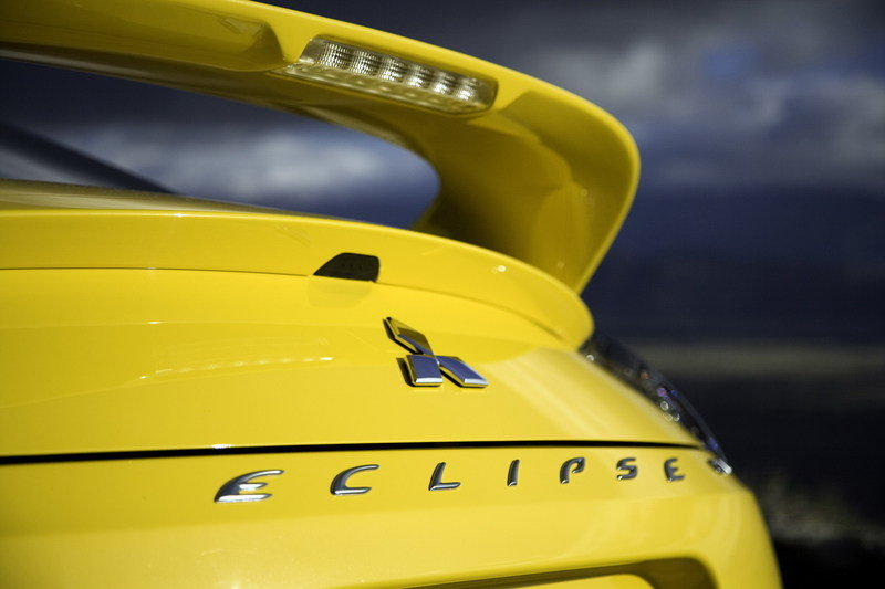 2010 Mitsubishi Eclipse High Resolution Exterior - image 345446
