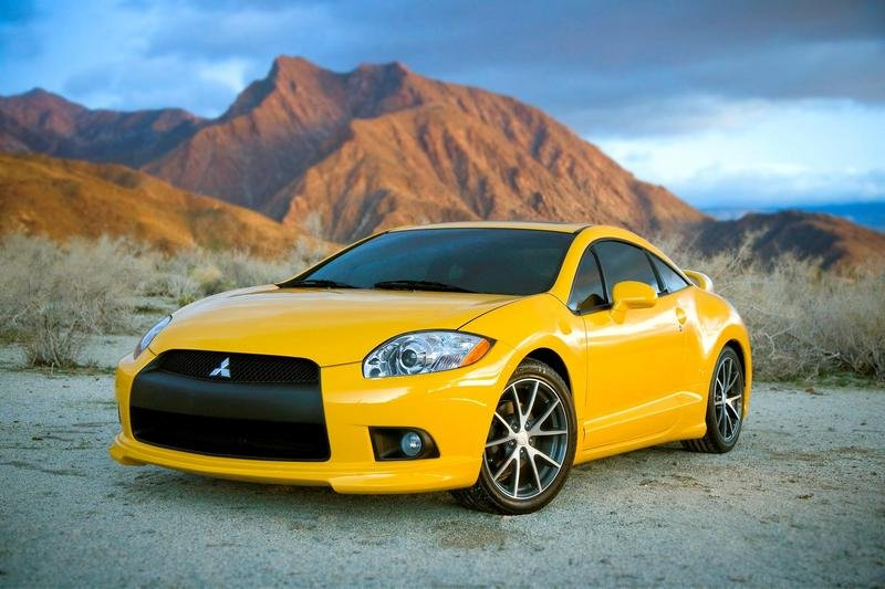 2010 Mitsubishi Eclipse High Resolution Exterior Wallpaper quality - image 345430