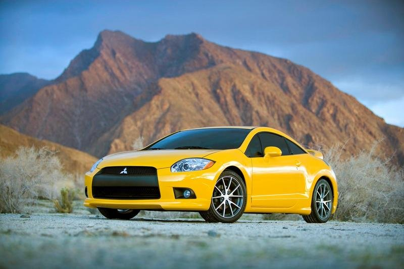 2010 Mitsubishi Eclipse High Resolution Exterior - image 345431
