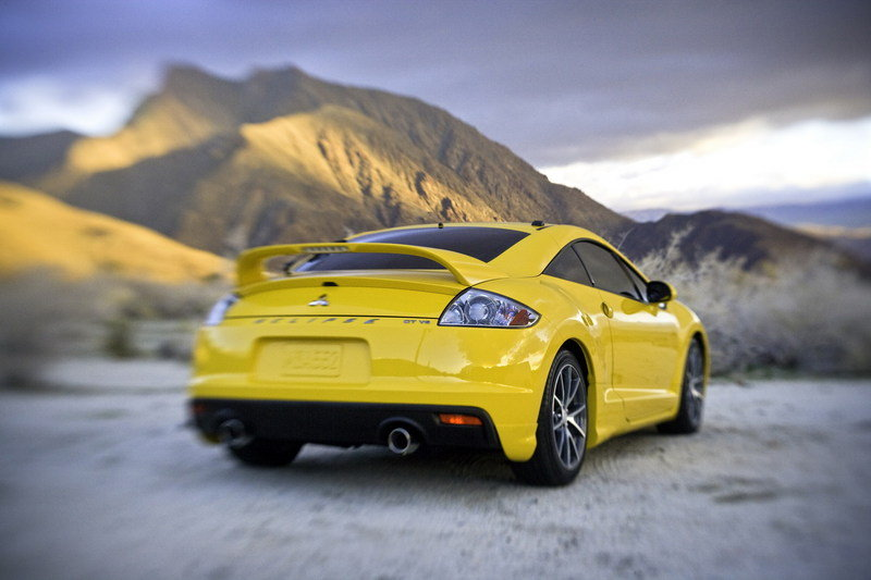 2010 Mitsubishi Eclipse High Resolution Exterior - image 345434