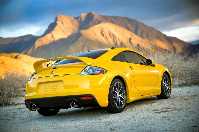 2010 Mitsubishi Eclipse High Resolution Exterior Wallpaper quality - image 345435