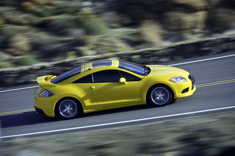 2010 Mitsubishi Eclipse High Resolution Exterior - image 345437