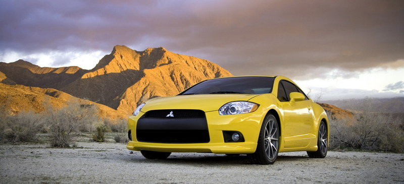 2010 Mitsubishi Eclipse High Resolution Exterior - image 345429