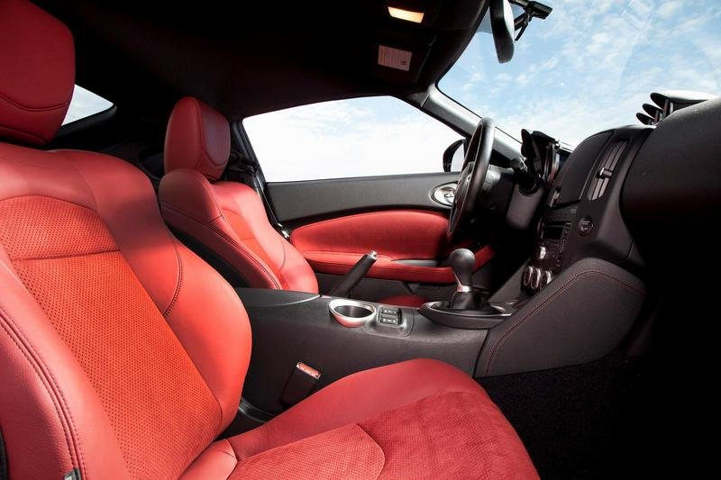 2010 Nissan 370Z 40th Anniversary Edition High Resolution Interior - image 347014
