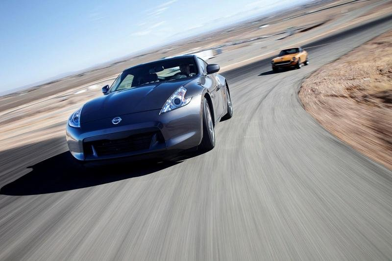 2010 Nissan 370Z 40th Anniversary Edition High Resolution Exterior - image 347007